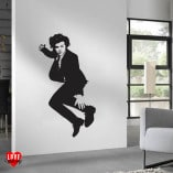 Harry Styles wall art sticker One Direction life size silhouette